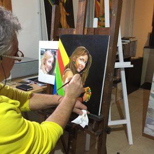 Dipinti Roberto Olio