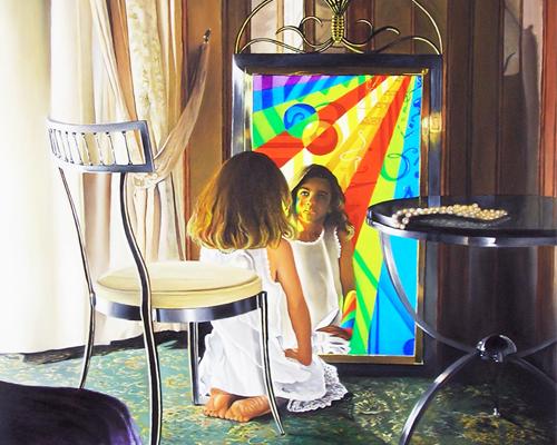 Greet Dipinto Pittura