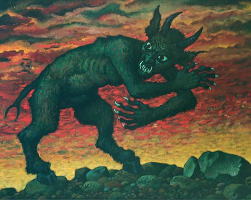Demone Olio Alessandri